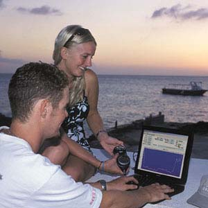 Online Scuba Certification - Work from home or office or even on a cruise